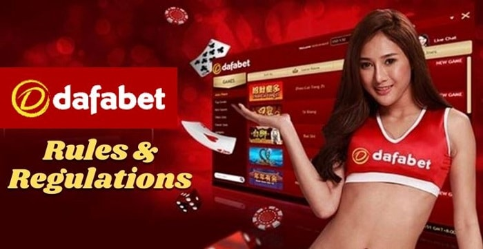 Dafabet Rules and Regulations